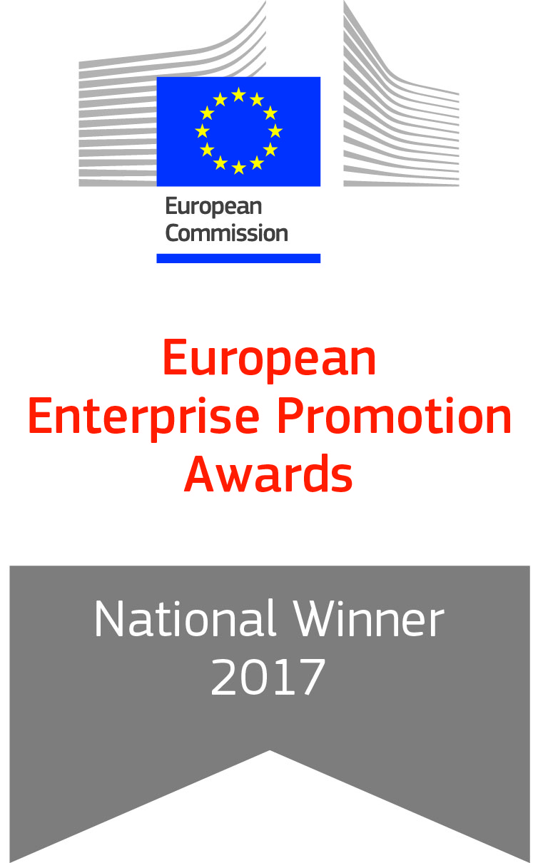 European Enterprise Promotion Awards - National Winner 2017